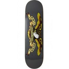 Anti-Hero Classic Eagle Skateboard Deck - Grey - 8.25""