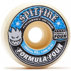 Spitfire Formula Four 99du Conical Full Skateboard Wheels - 56