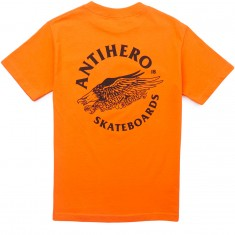 Anti-Hero Antieagle Pocket T-Shirt - Orange