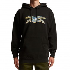 Anti-Hero Eagle Hoodie - Black