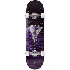 Real Walker Dark Skies Spectrum Skateboard Complete - 8.18""