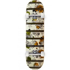 Real Brockel In Bloom Skateboard Complete - 8.02""