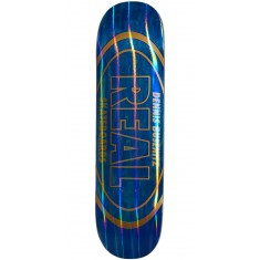 Real Busenitz Holographic Oval Skateboard Deck - 8.18""