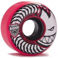 Spitfire 80HD Chargers Pink Conical Skateboard Wheels - 54mm