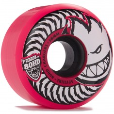 Spitfire 80HD Chargers Pink Conical Skateboard Wheels - 58mm