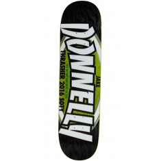 Real Donnelly Van Life Skateboard Deck - 8.18""