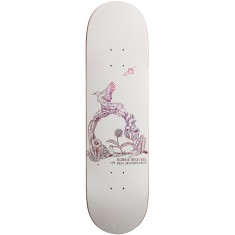 Real Brockel Badlands Heavyweights Skateboard Deck - 8.40""