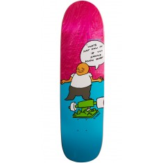 """Krooked Ronnie How It Is Skateboard Deck - 8.50"""""""