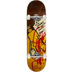 """Krooked Worrest Knowhow Skateboard Complete - 8.40"""""""