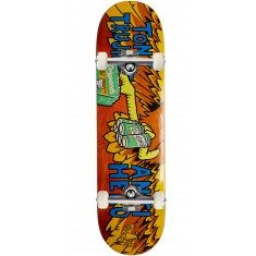 Anti-Hero Trujillo Where Are They Now? Skateboard Complete - 8.40""