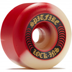 Spitfire F4 99 Hellfire Lock-ins Skateboard Wheels - 53mm