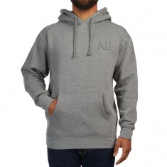 Anti Hero Drophero Hoodie - Gunmetal Heather/Grey