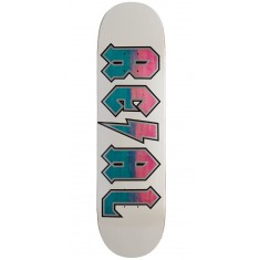 """Real Deeds Skateboard Deck - Whiteout - 8.25"""""""
