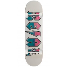 """Real Deeds Skateboard Complete - Whiteout - 8.25"""""""