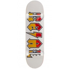 """Real Deeds Skateboard Complete - Whiteout - 8.50"""""""