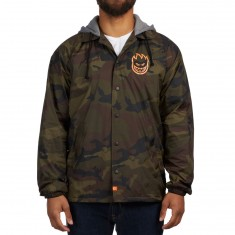 Spitfire Covert Jacket - Camo