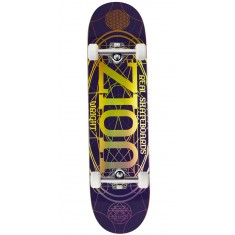 """Real Zion Oval Pro Skateboard Complete - 8.06"""""""