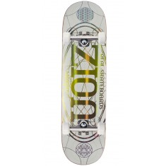 """Real Zion Oval Pro Skateboard Complete - 8.38"""""""