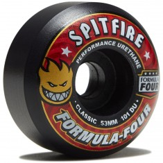 Spitfire Formula Four 101D Skateboard Wheels