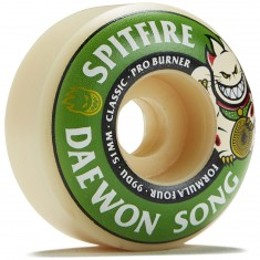 Spitfire Formula Four 99D Daewon Song Burner Skateboard Wheels