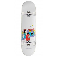 """Krooked Manderson Domestic Issues Skateboard Complete - 8.12"""""""