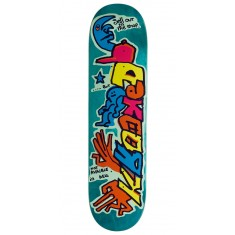 Krooked Sell Out Skateboard Deck - 8.02""