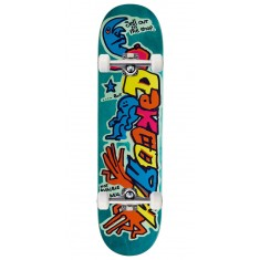 """Krooked Sell Out Skateboard Complete - 8.02"""""""