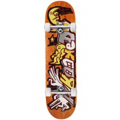"""Krooked Sell Out Skateboard Complete - 8.18"""""""