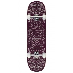 Real Zion Royal Oval Skateboard Complete - 8.25""