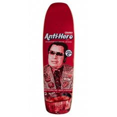 Anti-Hero Grosso Pre-Sweeteneed Skateboard Deck - 9.25""