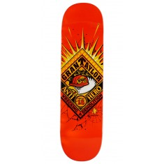"Anti-Hero Grant Demolition Skateboard Deck - 8.50"" - Orange"