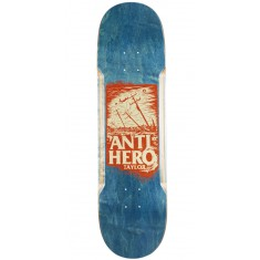 Anti-Hero Taylor Hurricane Recolor Skateboard Deck - 8.25""