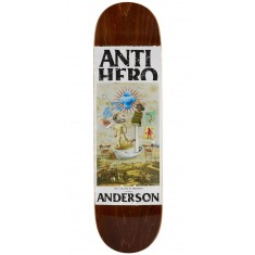 Anti-Hero BA Four Pillars Of Obedience Skateboard Deck - 8.62""