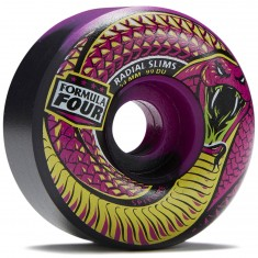 Spitfire Formula Four 99D Lucid Death Radial Slim Mashup Skateboard Wheels - 54mm