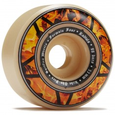 Spitfire Formula Four 99D Hellfire Radials Skateboard Wheels - 53mm