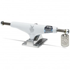 Thunder Miles Players Club Hollow Light Skateboard Truck - White - 149mm