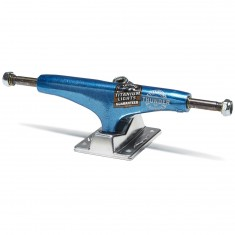 Thunder Titanium Night Flights Skateboard Truck - Blue - 147mm