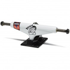 Venture Biebel Fan Club V-Hollows Skateboard Truck - White - LO 5.2