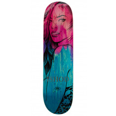 Real Ishod Hotbox Faded Skateboard Deck - 8.25""