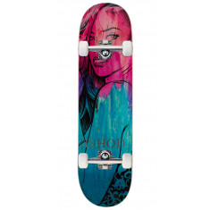 Real Ishod Hotbox Faded Skateboard Complete - 8.25""
