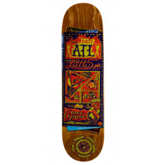 """Anti-Hero Taylor Maps to the Skaters Homes Skateboard Deck - 8.25"""""""