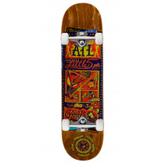 """Anti-Hero Taylor Maps to the Skaters Homes Skateboard Complete - 8.25"""""""