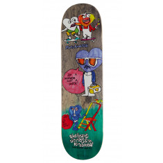 Krooked Anderson The Heart Skateboard Deck - 8.25""