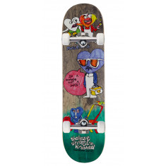 Krooked Anderson The Heart Skateboard Complete - 8.25""