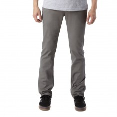 Brixton Reserve Chino Pants - Grey
