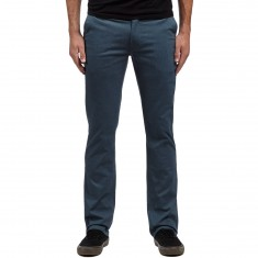 Brixton Reserve Chino Pants - Heather Steel