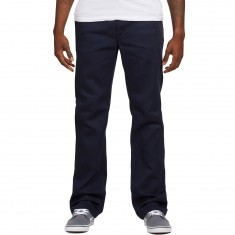 Brixton Fleet Rigid Chino Pants - Navy