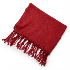 Brixton Womens Elias Scarf - Red/Burgundy