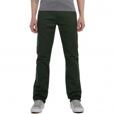 Brixton Reserve Chino Pants - Chive