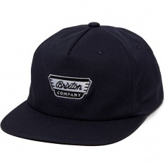 Brixton Normandie Hat - Navy